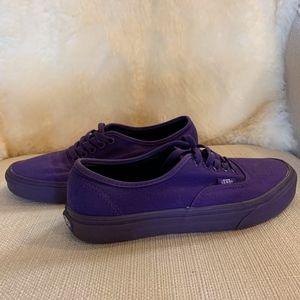 Vans Era Gold Mono Blackberry Cordial Skate Shoes